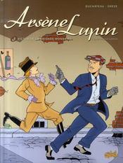 Arsène Lupin t.3 ; Victor de la brigade mondaine - Intérieur - Format classique