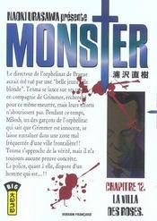Monster t.12 ; la villa des roses - Intérieur - Format classique