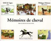 Mémoires de cheval - Intérieur - Format classique