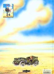 Sno T.1 - 4ème de couverture - Format classique