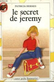 Le Secret De Jeremy. Collection Castor Poche N° 26 - Couverture - Format classique