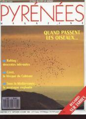 Pyrenees Magaezines N° 5 - Quand Passent Les Oiseaux - Couverture - Format classique