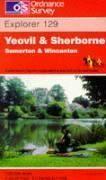 Yeovil Et Sherborne - Couverture - Format classique
