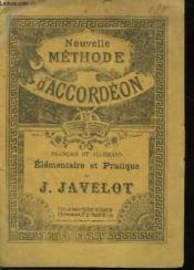 Nouvelle Methode D'Accordeon - Couverture - Format classique