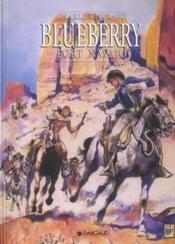 Blueberry T.1 ; fort navajo - Couverture - Format classique