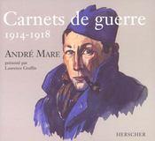 Carnets De Guerre (Bro) - Intérieur - Format classique