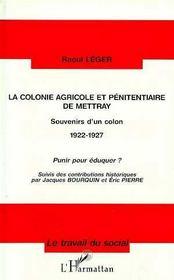 La colonie agricole et pénitentiaire de Mettray - Intérieur - Format classique