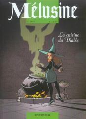 Mélusine t.14 ; la cuisine du diable - Intérieur - Format classique