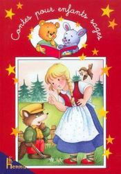 Contes pour enfants sages t.3 - Intérieur - Format classique