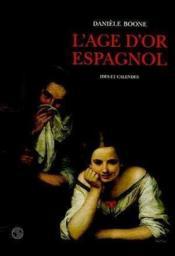 Age D'Or Espagnol - Couverture - Format classique