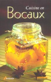 Cuisine En Bocaux - Intérieur - Format classique