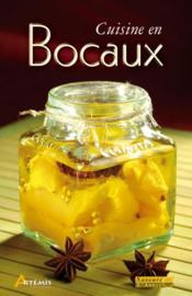 Cuisine En Bocaux - Couverture - Format classique