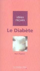 Le diabète - Intérieur - Format classique