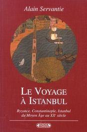 Le voyage a istanbul - Intérieur - Format classique