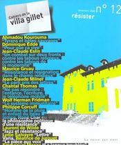 Villa Gillet 12 - Resister - Intérieur - Format classique