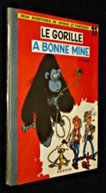 Les aventures de Spirou et Fantasio T.11 ; le gorille a bonne mine - Couverture - Format classique