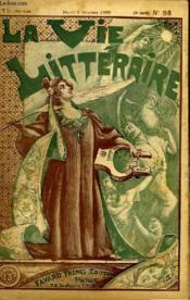 Les Jarretieres De Mon Cure. 1ere Partie. La Vie Litteraire. - Couverture - Format classique