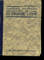Histoire Sommaire Illustree De La Litterature Grecque. - Couverture - Format classique