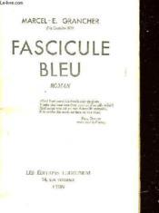 Fascicule Bleu - Couverture - Format classique