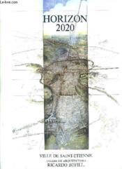 Saint-Etienne - Horizon 2020 - Couverture - Format classique