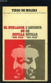 L Abuseur De Seville- Don Juan- Collection Bilingue Aubier N°8 - Couverture - Format classique