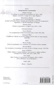 GUERRES MONDIALES CONFLITS CONTEMPORAINS N.226 ; autoprotection et prévention - 4ème de couverture - Format classique