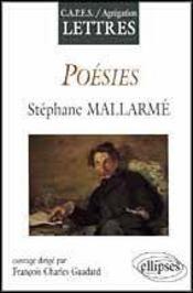 Poesies Stephane Mallarme Capes/Agregation Lettres - Intérieur - Format classique