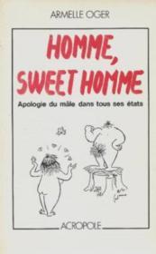 Homme Sweet Homme - Couverture - Format classique