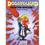 Doggyguard T.1 - Couverture - Format classique