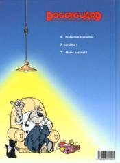 Doggyguard T.1 - 4ème de couverture - Format classique