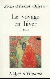 Le Voyage En Hiver - Couverture - Format classique