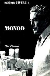 Monod - Couverture - Format classique