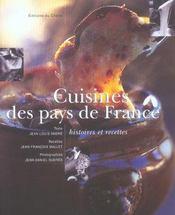 Cuisines Des Pays De France - Intérieur - Format classique
