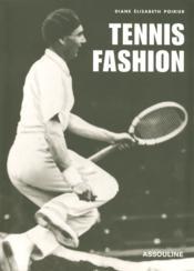 Tennis fashion - Couverture - Format classique