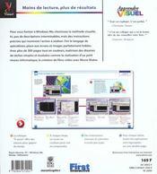 Apprendre Windows Edition Millenium - 4ème de couverture - Format classique
