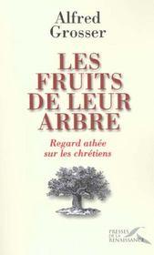 Les fruits de leur arbre regard athee sur les chretiens - Intérieur - Format classique