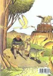 Number 5 t.2 - 4ème de couverture - Format classique