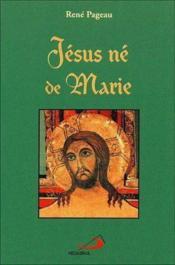 Jesus ne de marie - Couverture - Format classique