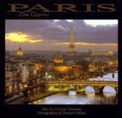 Paris the capital - Couverture - Format classique