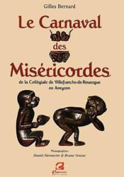 Le Carnaval Des Misericordes - Couverture - Format classique