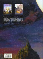 L'Horloge T.2 - 4ème de couverture - Format classique