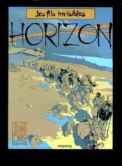 Horizon: Les fils invisibles - Couverture - Format classique