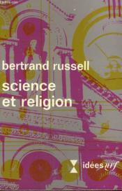 Science Et Religion. Collection : Idees N° 248 - Couverture - Format classique