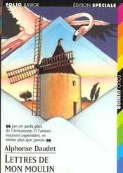 Lettres de mon moulin - Intérieur - Format classique