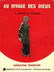 Au Rivage Des Dieux, La Bataille De Salamine - Couverture - Format classique