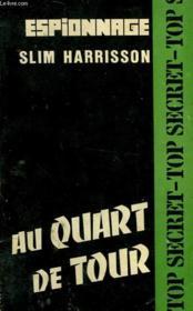 Au Quart De Tour - N°195 - Couverture - Format classique