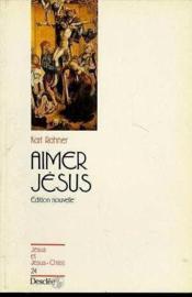 Aimer Jesus - Couverture - Format classique