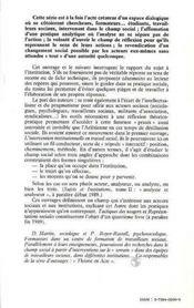 Gabon Tome 1 Espace, Histoire, Societe - 4ème de couverture - Format classique