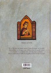 Un Enfant Nomme Giotto - 4ème de couverture - Format classique
