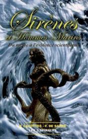 Sirenes et hommes marins - Couverture - Format classique